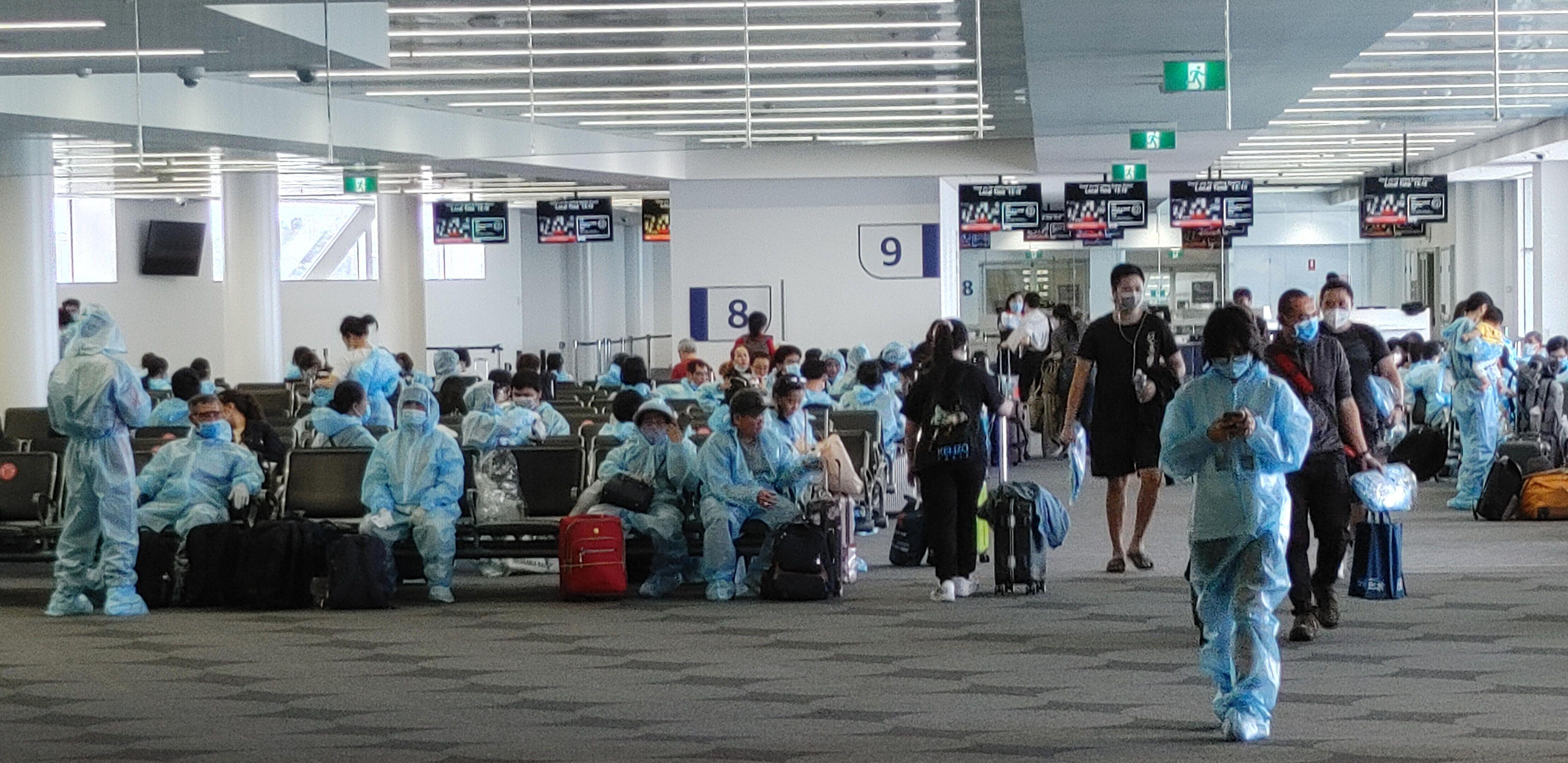 covid-airport